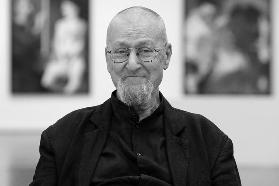 Arno Rink sei krank gewesen. Nun ist der Lehrer von Neo Rauch im Alter von 76 Jahren gestorben.