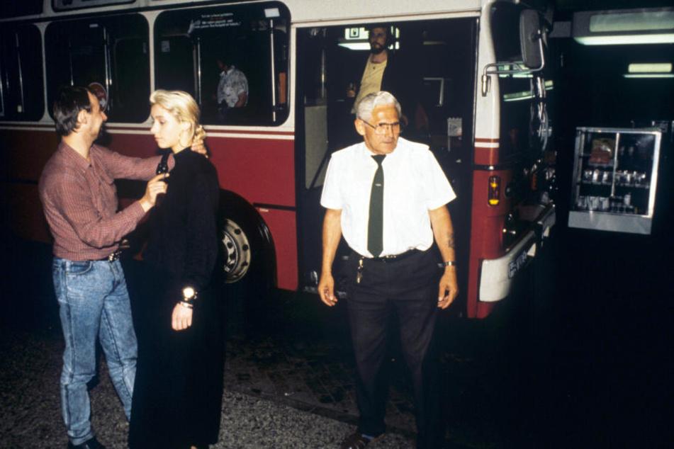 Mit seinem Komplizen Rösner hatte Degowski am 16. August 1988 in Gladbeck-Rentfort eine Bank überfallen und zwei Geiseln genommen.