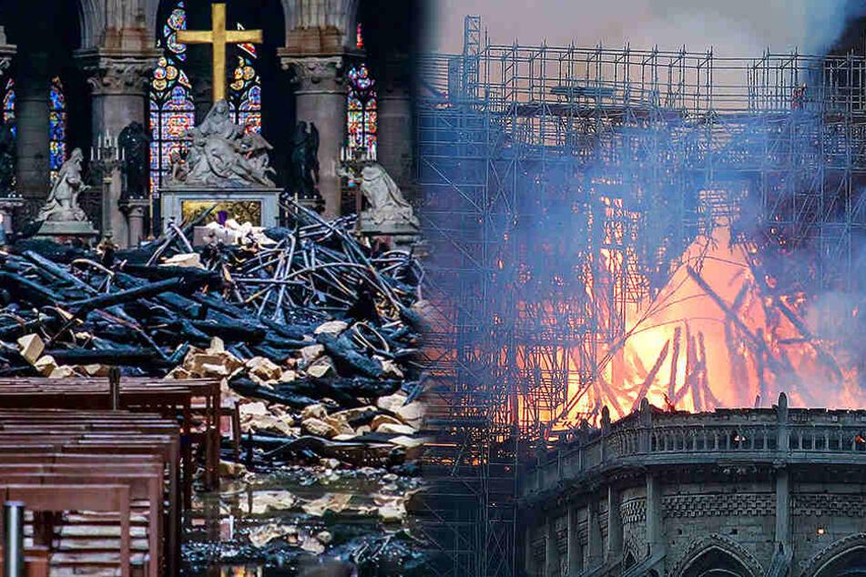 Notre-Dame-Verfilmung: Nun soll die Feuerhölle zum TV-Drama werden!
