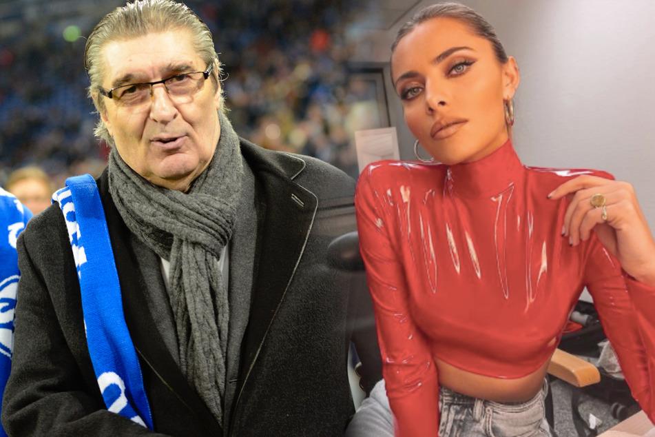 """Assauer-Ziehtochter Sophia Thomalla bedauert Schalke-Abstieg: """"Hallo 2te Liga"""""""