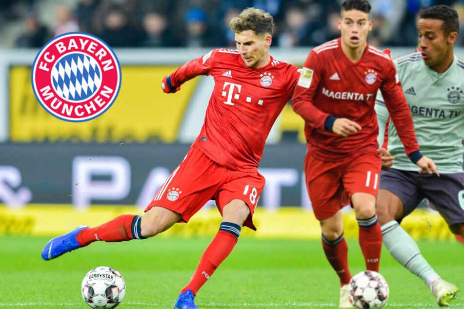 Zehner-Luxus beim FC Bayern: Wer führt gegen Liverpool Regie?