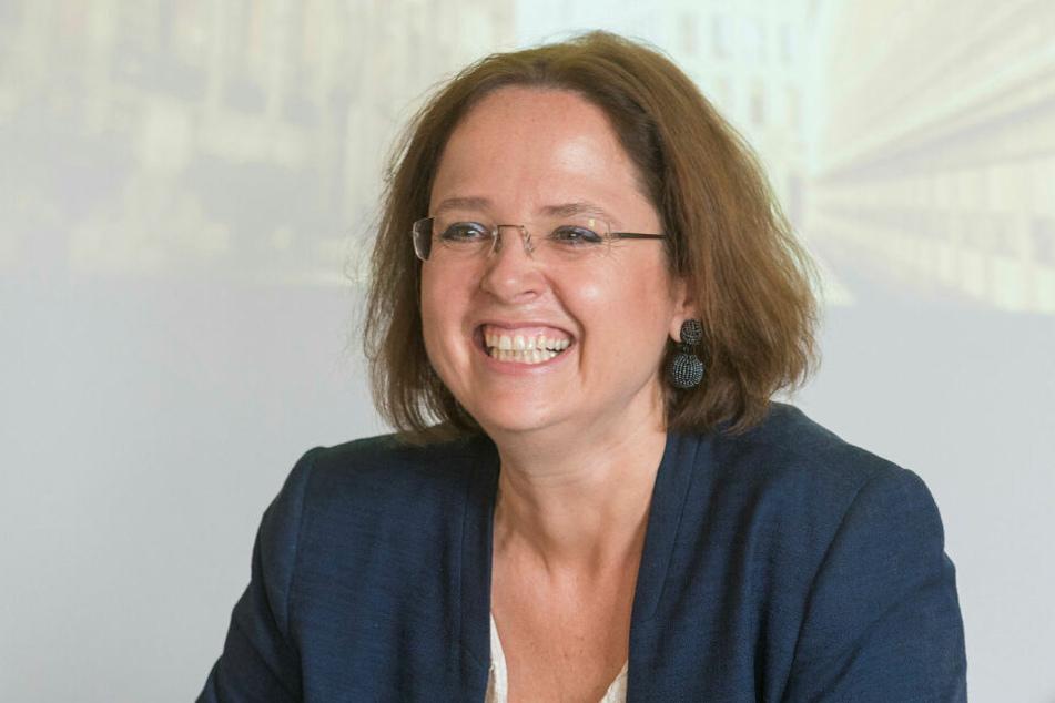 Bettina Bunge (52) war acht Jahre lang Marketing-Chefin.