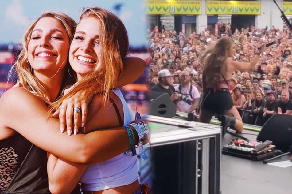 bigFM-Lola sorgt mit Auftritt bei Rock am Ring für Begeisterung!