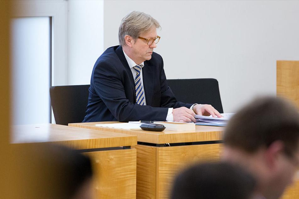 Norbert Simon vom Bundesamt für Migration und Flüchtlinge vertrat die Bundesrepublik bei dem Fall im Februar.
