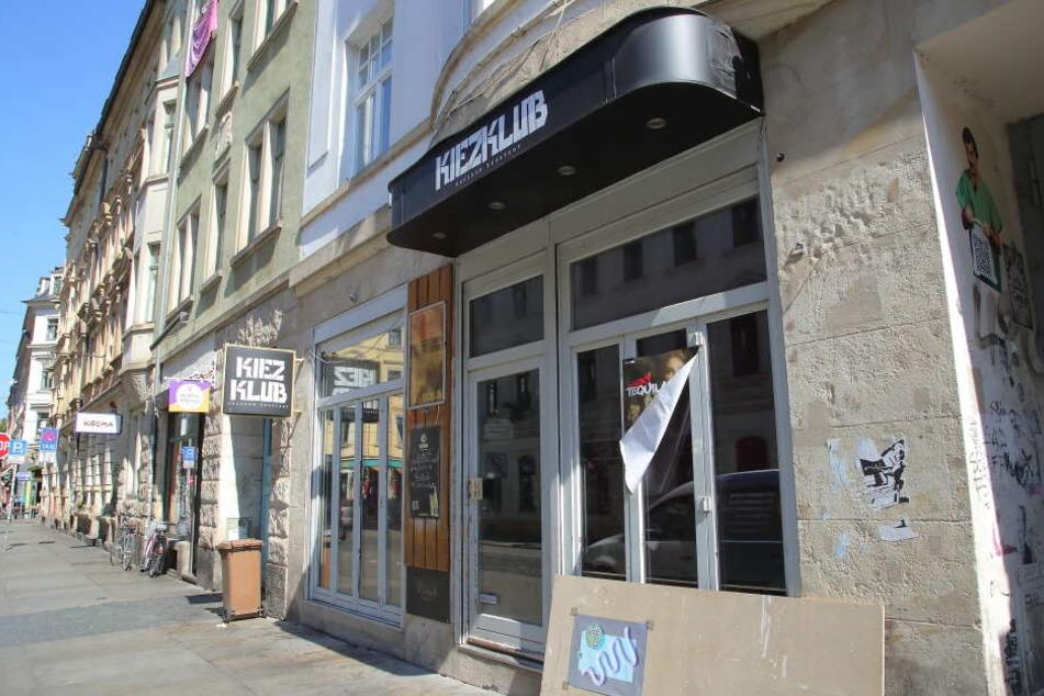 Die beliebte Location im Herzen der Neustadt.