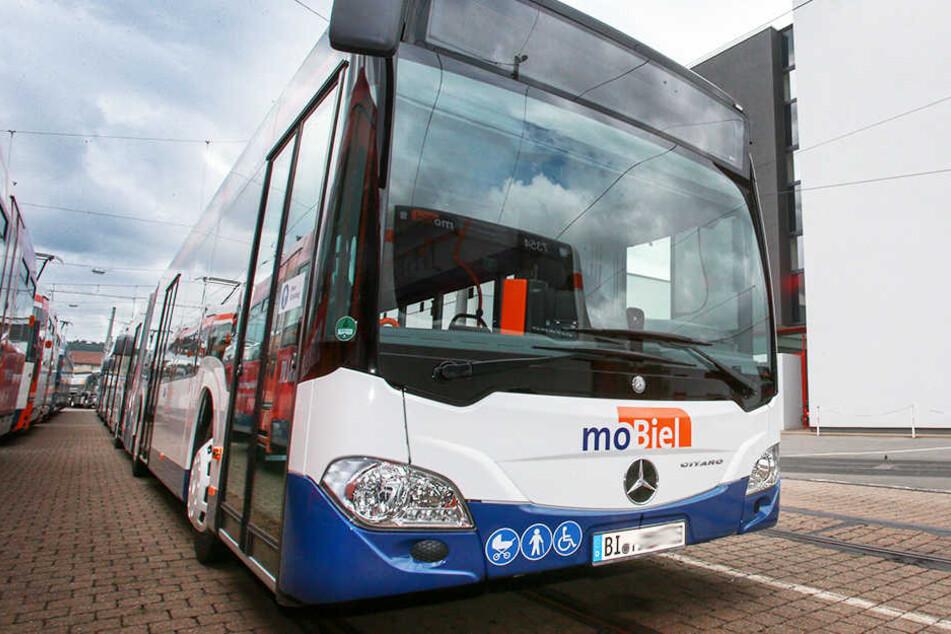 Fahren durch Bielefeld bald Brennstoffzellenbusse?