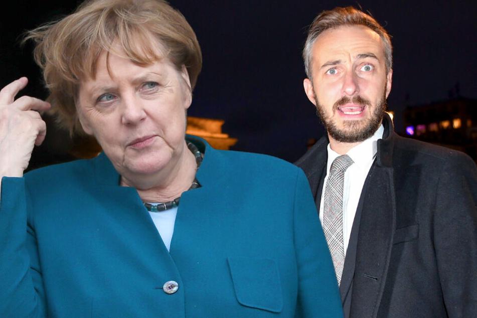 Böhmermann verklagt Merkel: Regierung zu Auskünften gezwungen?
