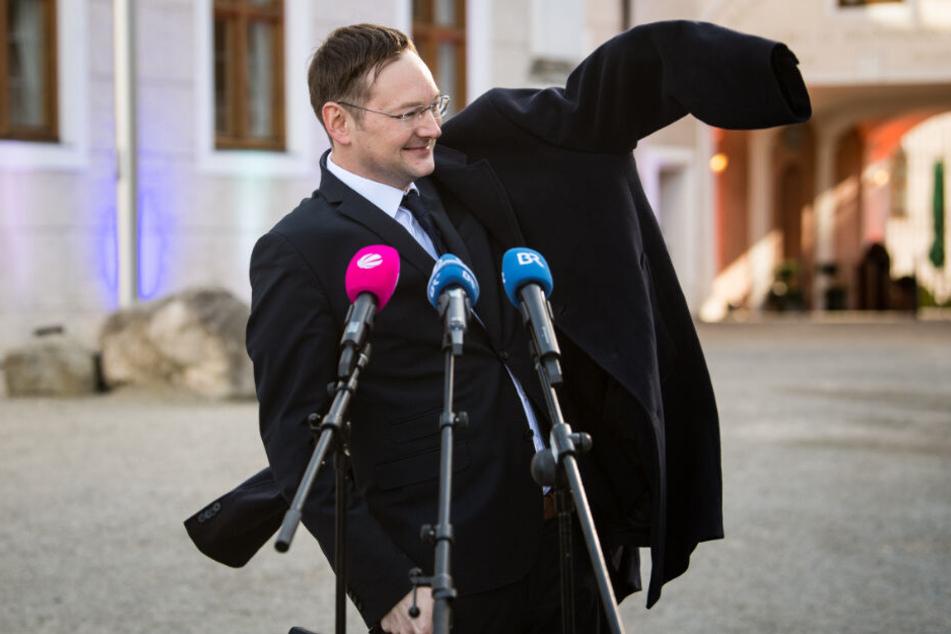 Packt zusammen und geht: Bayern braucht einen neuen Verkehrsminister. (Archiv)