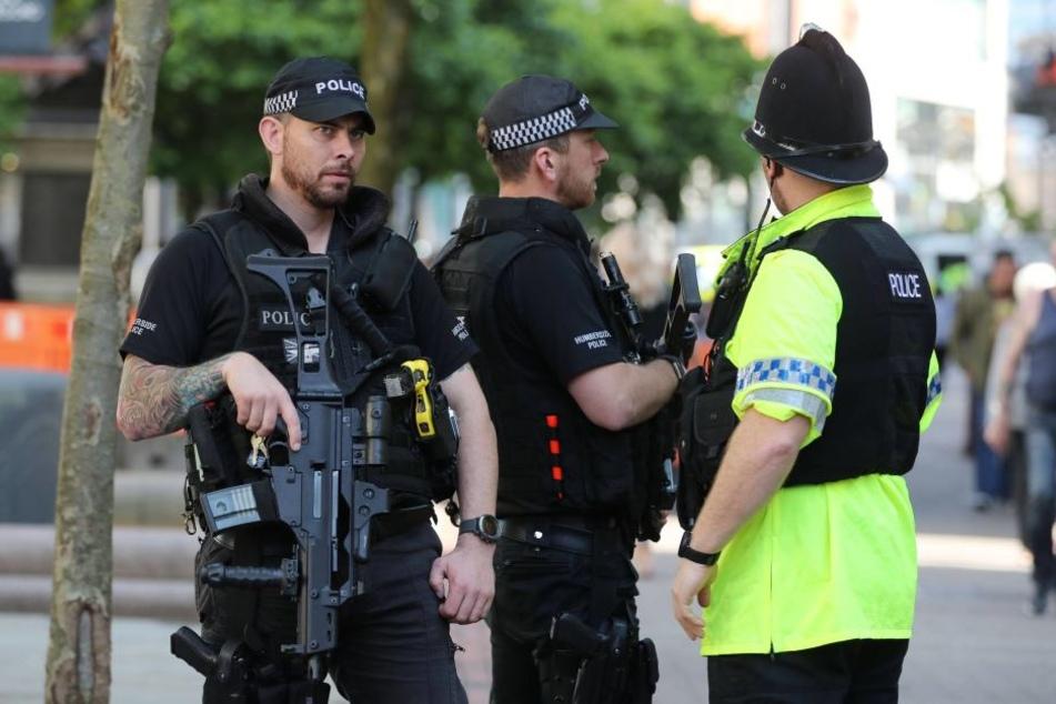 Nach dem Anschlag in Manchester hat es eine weitere Festnahme gegeben. (Symbolbild)