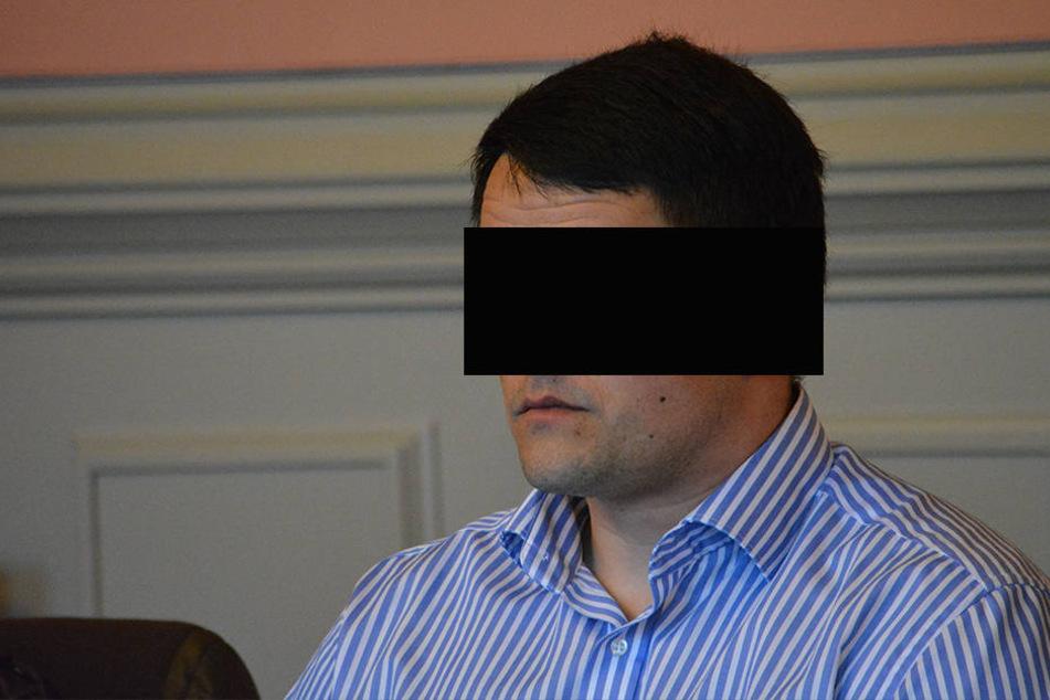 Ronny H. (37) soll einen Taxifahrer verprügelt haben.