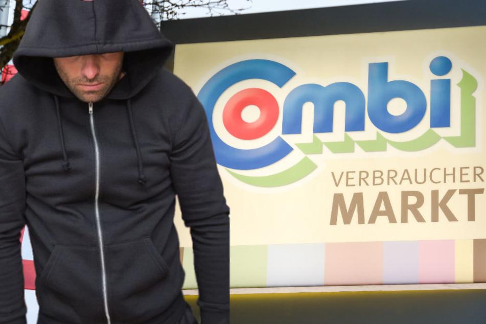 Bewaffnete Räuber überfallen Supermarkt