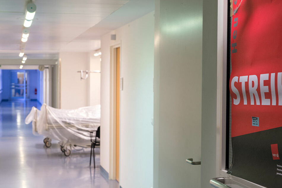 Zwischen der Berliner Universitätsklinik Charité und der Gewerkschaft Verdi gibt es erneut Zwist.