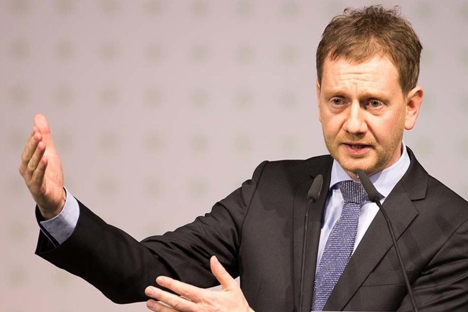 Michael Kretschmer stellte am Montag sein neues Kabinett vor. Der Hammer: Frank Haubitz ist nicht mehr mit dabei. Auch Markus Ulbig musste gehen.