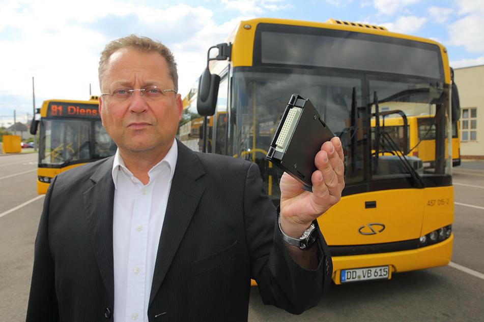 DVB-Sprecher Falk Lösch (53) ist erleichtert.
