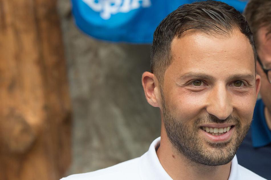 Fix! Ex-Schalke-Trainer Domenico Tedesco zu Spartak Moskau