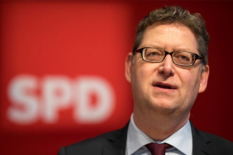 Der hessische SPD-Vorsitzende Thorsten Schäfer-Gümbel will Korrekturen am Sondierungsergebnis.