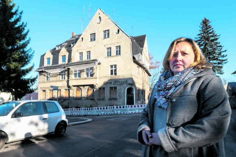 Kann das Handeln der Stadtverwaltung nicht nachvollziehen: Stadträtin Solveig Kempe (39, CDU).