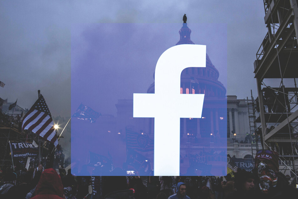Facebook under fire for its role in the Capitol riots