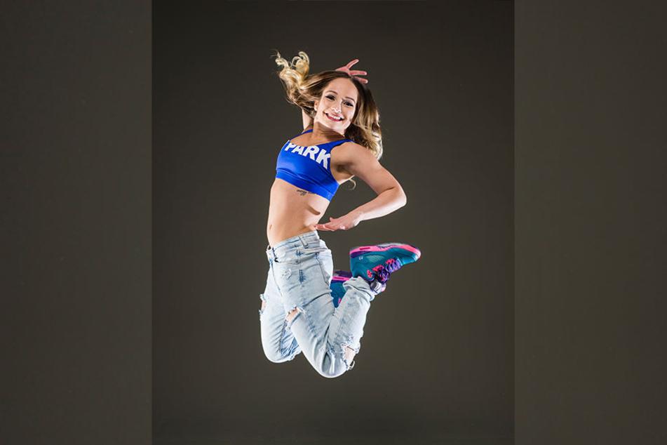 Seit ihrem elften Lebensjahr tanzt Angela Lang. Mit 15 Jahren unterrichtete sie bereits.