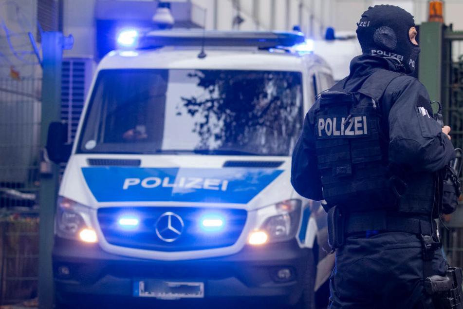 In Berlin ist ein Terrorverdächtiger festgenommen worden. (Symbolbild)