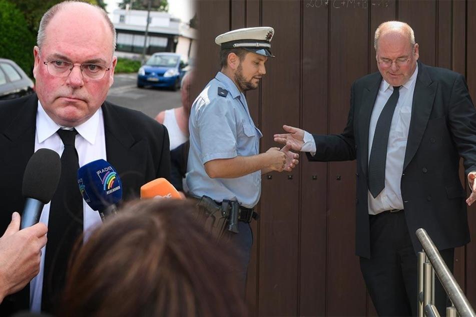 Eklat! Sohn von Altkanzler Kohl vor Elternhaus von Polizei abgewiesen