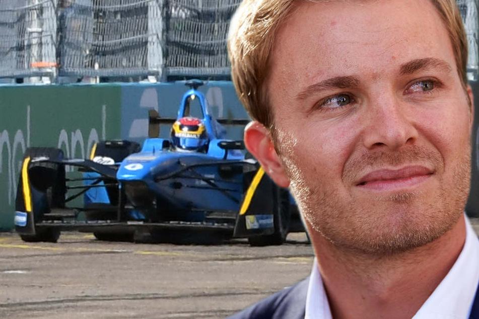 Er kann es nicht sein lassen: Ehemaliger F1-Weltmeister Nico Rosberg steigt bei Formel E ein