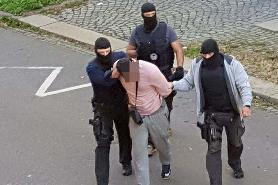 Erst letzte Woche wurde ein Drogendealer (25) auf dem Sonnenberg verhaftet