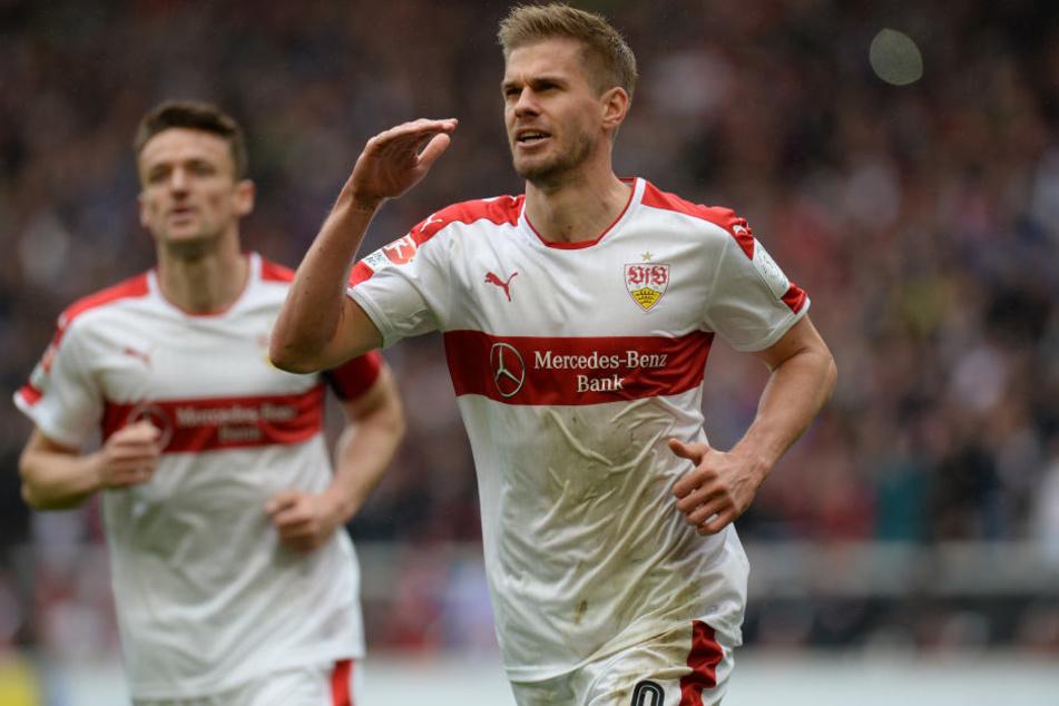 Simon Terodde wechselt in der Winterpause zum Ligakonkurrenten Köln.