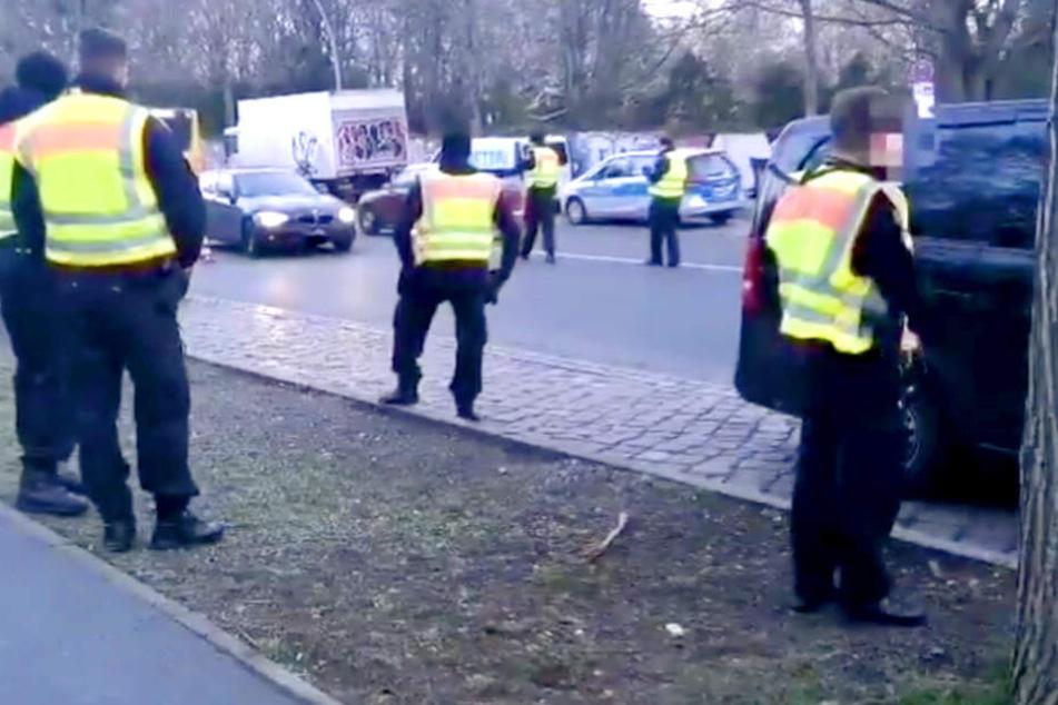 Verbindungen zu Clans? Berliner Polizei kontrolliert Luxusautos!