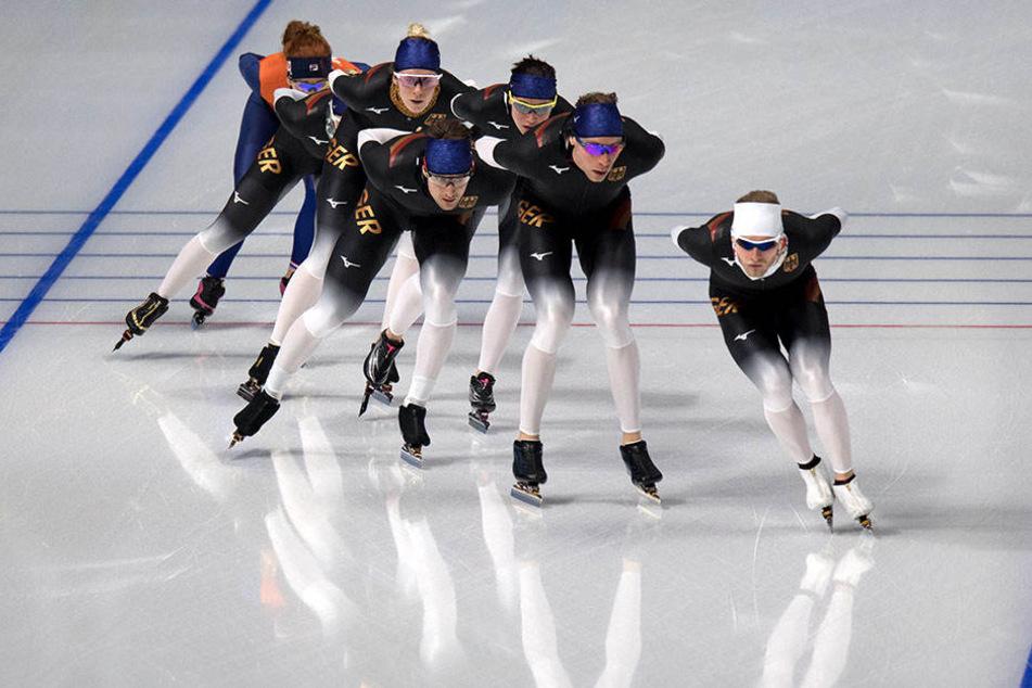 Sportler in Sorge: In Pyeongchang geht offenbar ein Magen-Darm-Virus um.