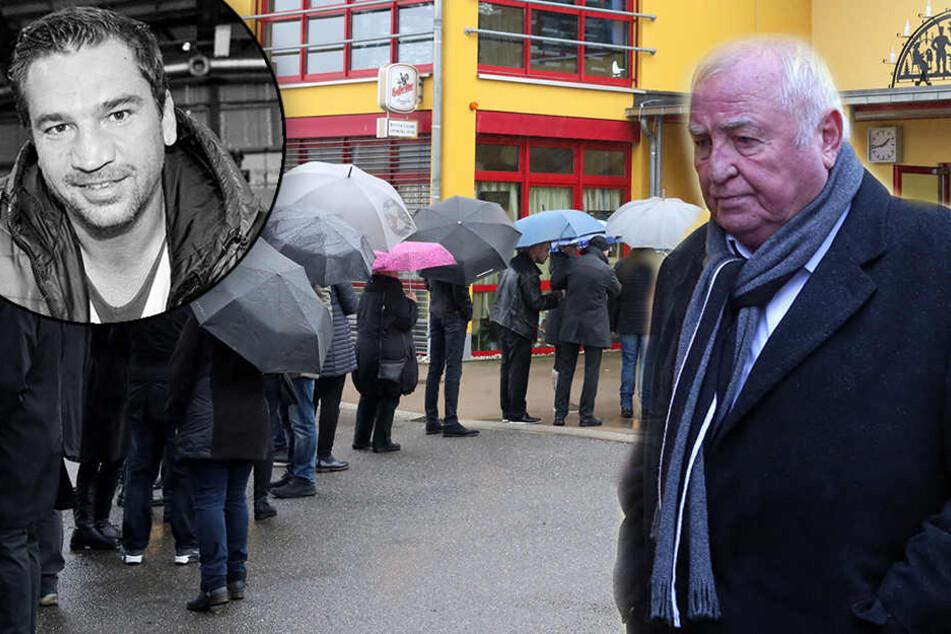 Schwarzenberg weint: Bewegender Abschied von Markus Beyer
