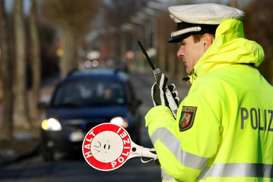 Immer mehr Autofahrer stehen nicht nur in Bielefeld unter Drogen.