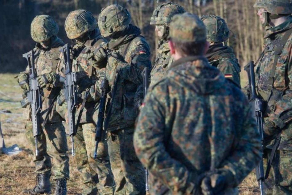 Gegen vier Soldaten wird wegen Drogenhandels ermittelt.