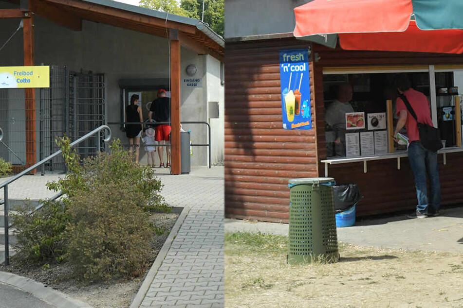 Freibad-Ärger: Kiosk schon zweimal geknackt