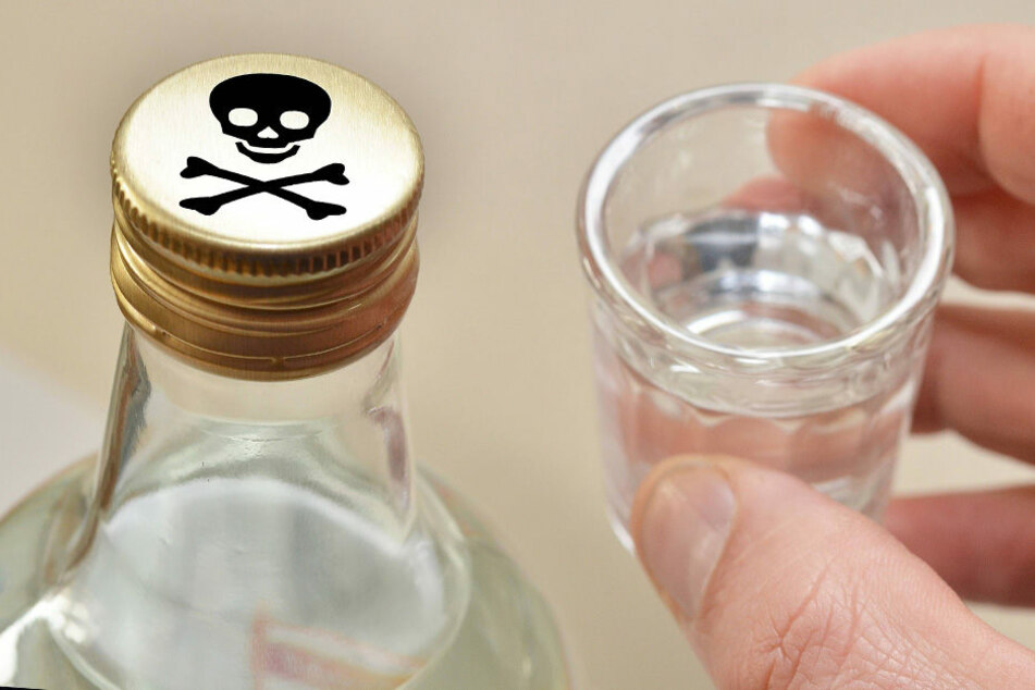 In Pakistan sind fast 40 Menschen an gepanschtem Alkohol gestorben.