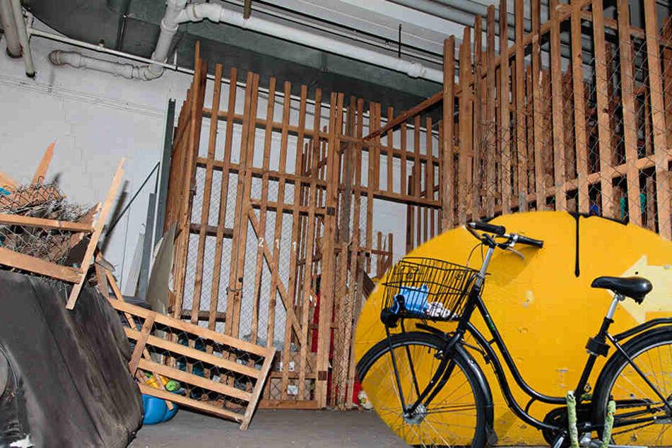 Die 27-Jährige fand ihr Fahrrad in einem fremden Kellerabteil des Mehrfamilienhauses wieder (Symbolbild).
