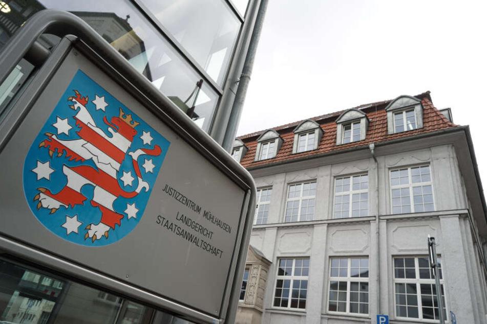 Das Amtsgericht Nordhausen verurteilte das Trio zu Haftstrafen.