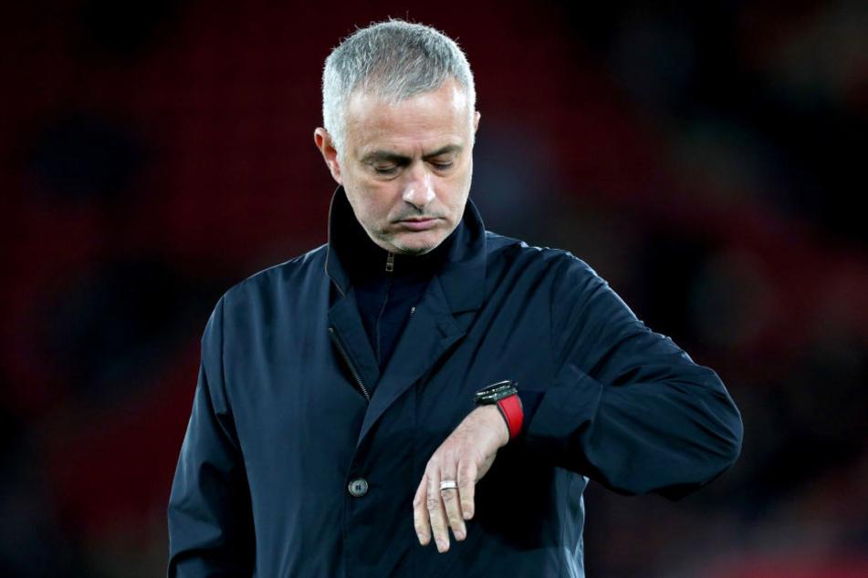 José Mourinho wurde entlassen.