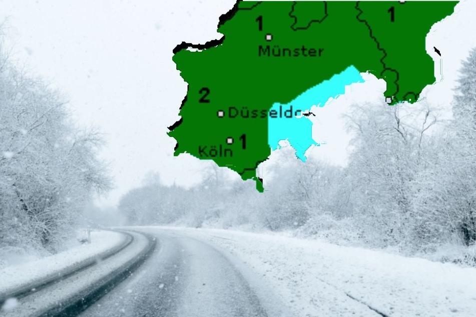 Wintereinbruch in OWL! Eis, Schnee und Glätte am Wochenende