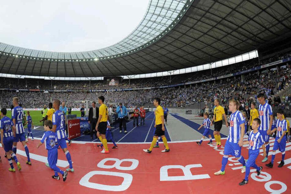 Dynamos letzter Pflichtspiel-Auftritt im Berliner Olympiastadion ist etwas mehr als sieben Jahre her. Am 26. September 2012 verlor Dresden bei der Hertha durch ein Eigentor von Roman Bregerié mit 0:1. Am Mittwoch soll es besser laufen.