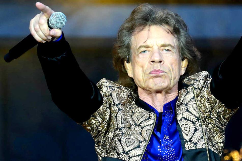Heute rocken die Rolling Stones in Berlin!