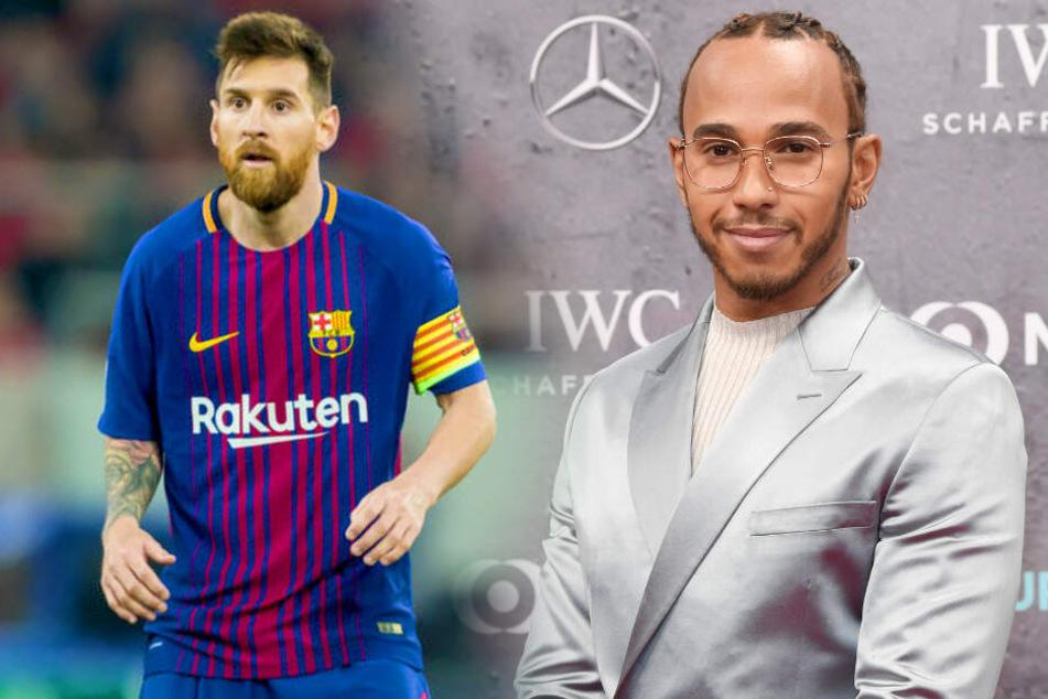 Ungewöhnlicher Patt: Diese beiden Superstars wurden in Berlin zum Sportler des Jahres gekührt!