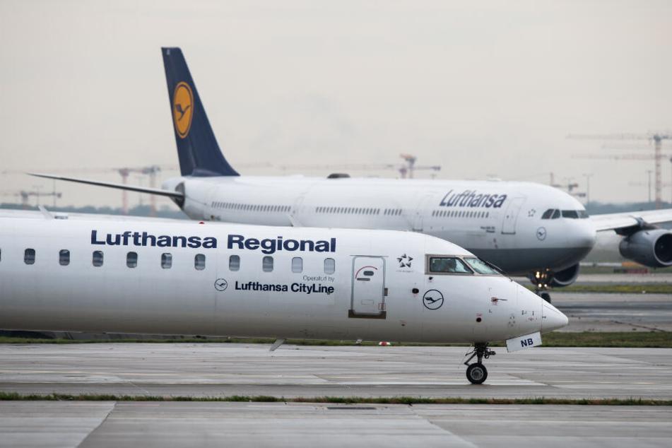 Neues System für An- und Abflug am Frankfurter Flughafen wird getestet