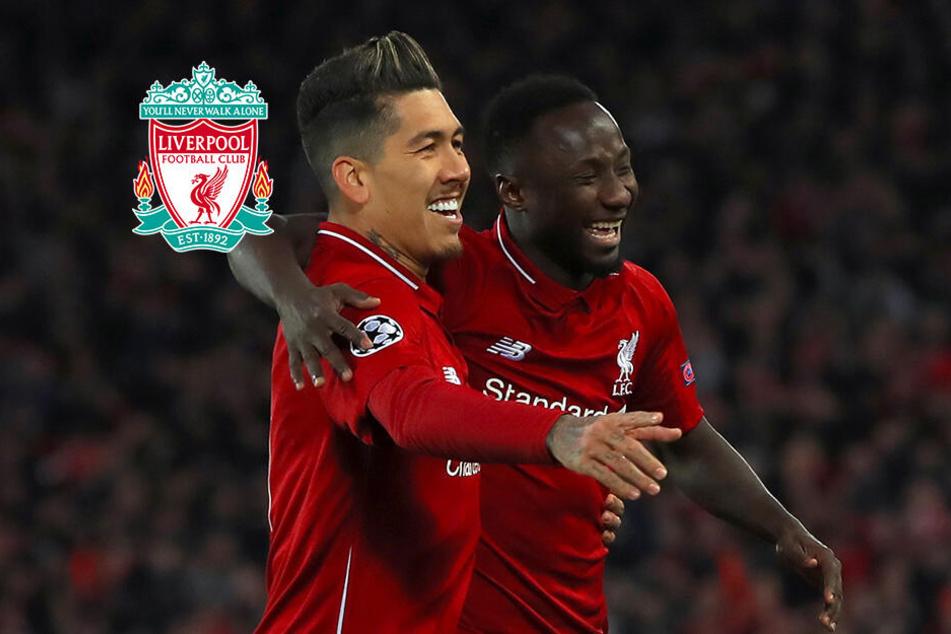 Champions League: Liverpool nimmt Kurs auf das Halbfinale