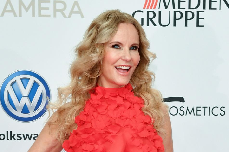Katja Burkard (54), Moderatorin bei RTL