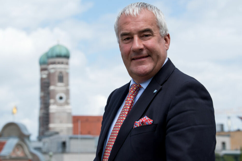 Bayerns Antisemitismus-Beauftragter Ludwig Spaenle (CSU) kritisierte den geplanten Auftritt schon länger. (Archiv)