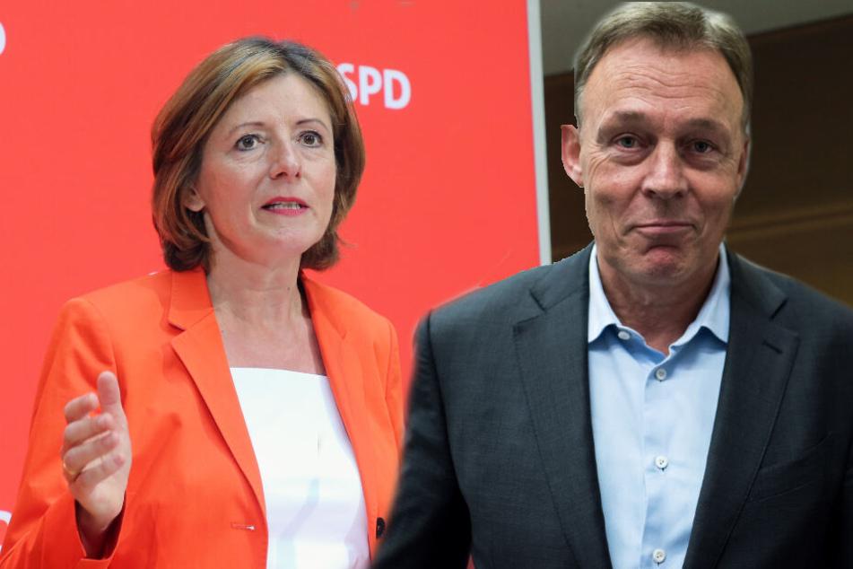 Malu Dreyer will wegen der EU-Personalie Ursula von der Leyen nicht die große Koalition platzen lassen.