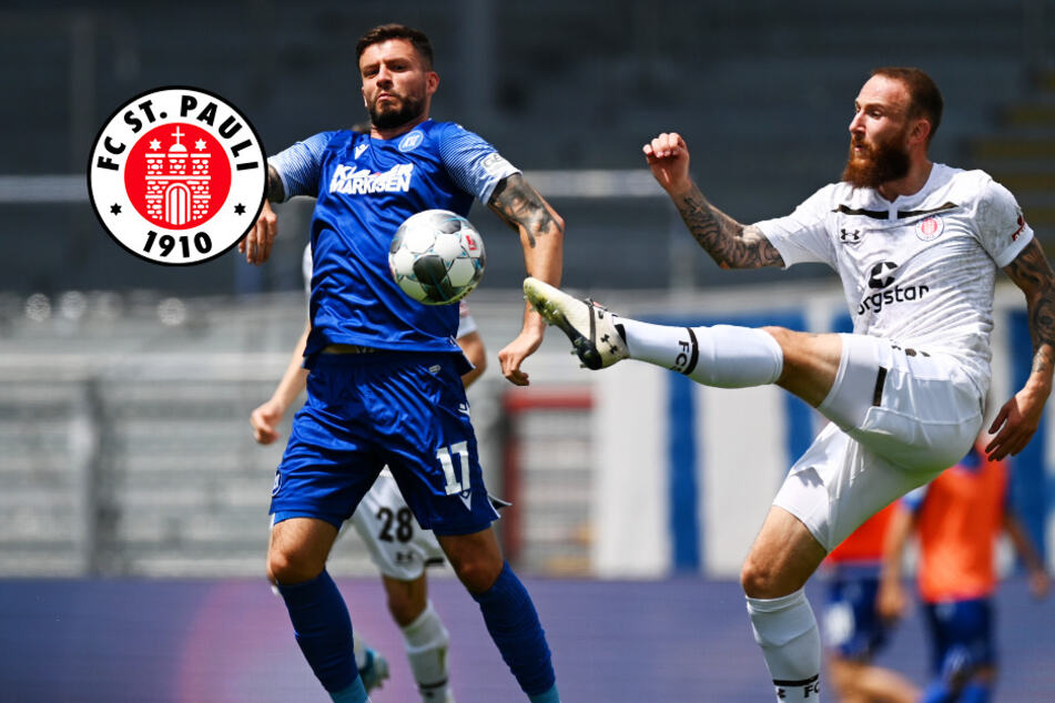 FC St. Pauli holt dank Elfmeter-Held Himmelmann Remis beim Karlsruher SC!