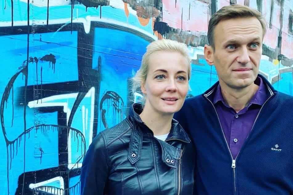 Ehefrau von Kremlkritiker Nawalny bei Protest in Moskau festgenommen