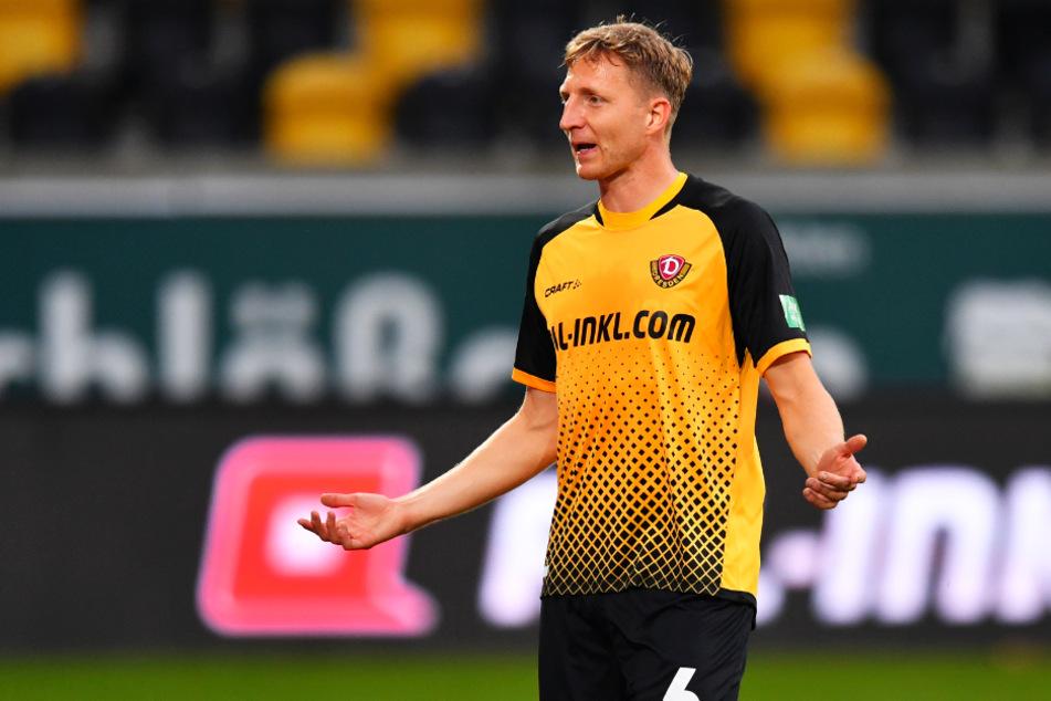 Am Samstag soll seine Erfolgsserie gegen Hansa weitergehen: Marco Hartmann (32).